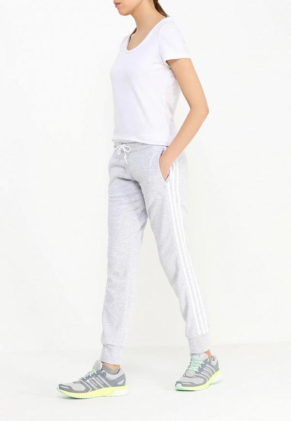 Женские спортивные брюки Adidas Performance (Адидас Перфоманс) AJ4707: изображение 2