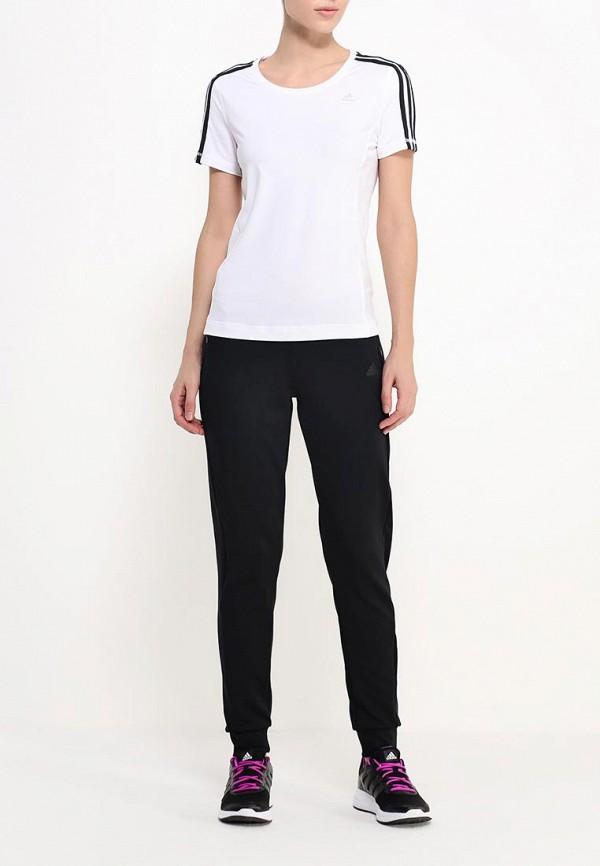 Женские спортивные брюки Adidas Performance (Адидас Перфоманс) AJ4854: изображение 2