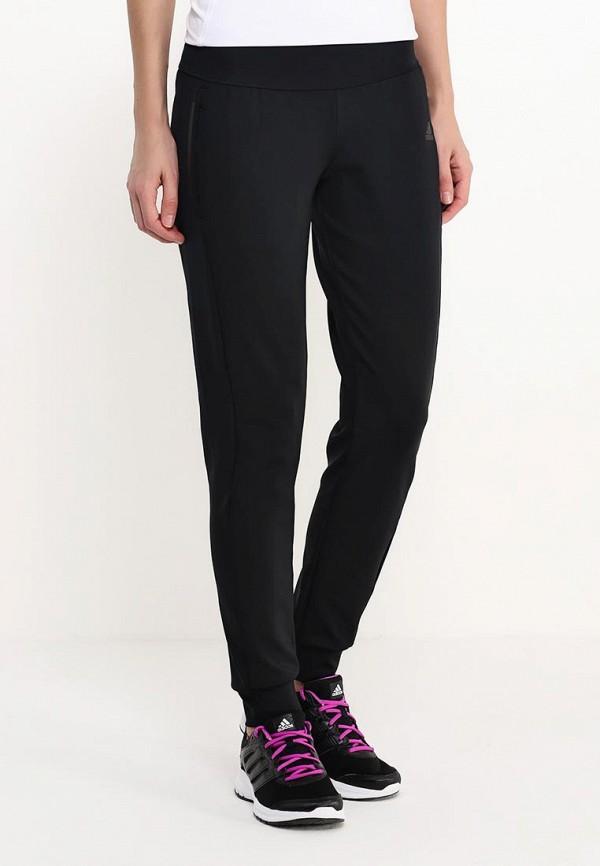 Женские спортивные брюки Adidas Performance (Адидас Перфоманс) AJ4854: изображение 3