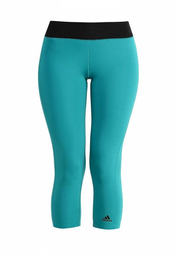 Женские спортивные брюки Adidas Performance (Адидас Перфоманс) AJ5026: изображение 1