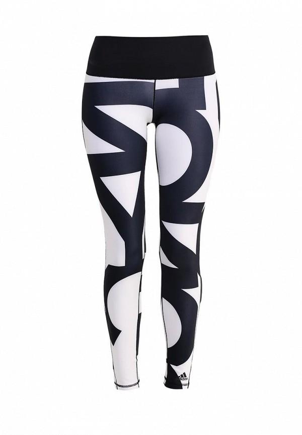 Женские спортивные брюки Adidas Performance (Адидас Перфоманс) AJ5055: изображение 1