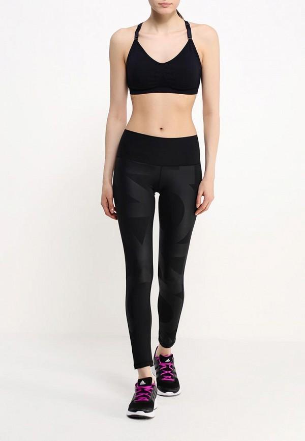 Женские спортивные брюки Adidas Performance (Адидас Перфоманс) AJ5056: изображение 2