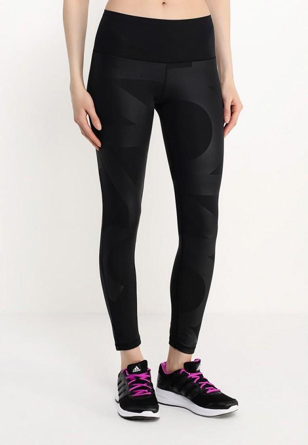 Женские спортивные брюки Adidas Performance (Адидас Перфоманс) AJ5056: изображение 3