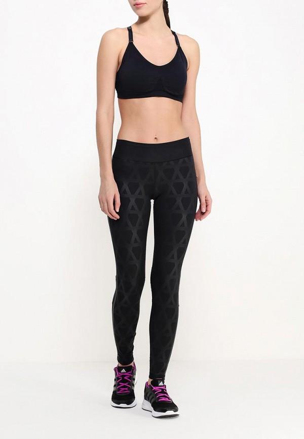 Женские спортивные брюки Adidas Performance (Адидас Перфоманс) AJ5067: изображение 2