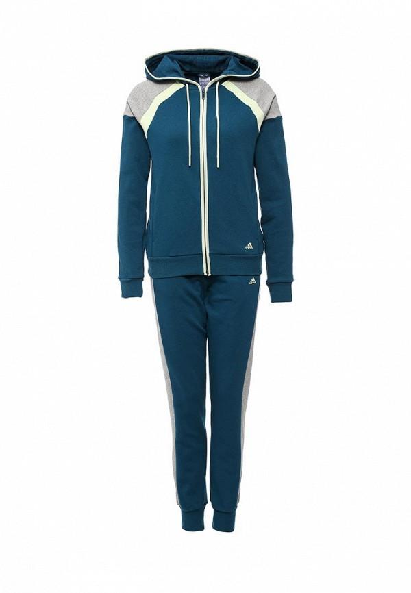 Спортивный костюм Adidas Performance (Адидас Перфоманс) AJ5946: изображение 1