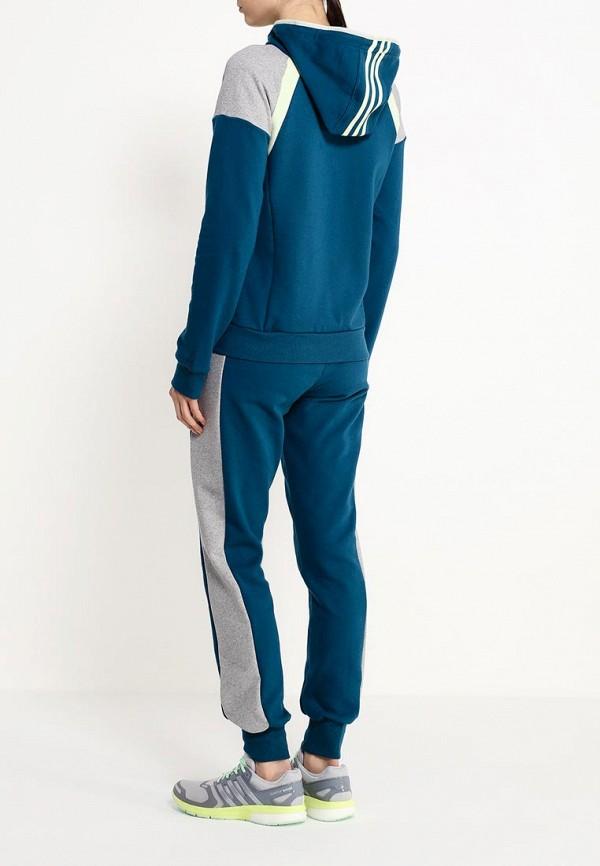 Спортивный костюм Adidas Performance (Адидас Перфоманс) AJ5946: изображение 3