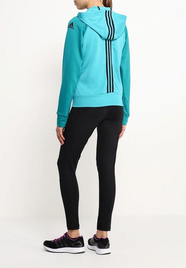 Спортивный костюм Adidas Performance (Адидас Перфоманс) AJ5962: изображение 4