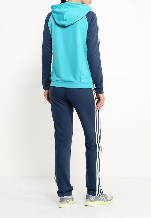 Спортивный костюм Adidas Performance (Адидас Перфоманс) AJ5969: изображение 3