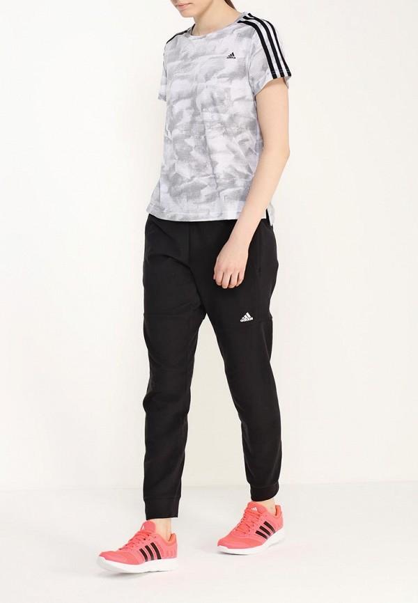 Женские спортивные брюки Adidas Performance (Адидас Перфоманс) AJ6342: изображение 2