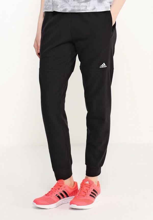 Женские спортивные брюки Adidas Performance (Адидас Перфоманс) AJ6342: изображение 3