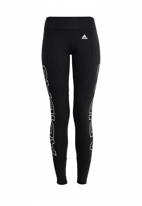 Женские спортивные брюки Adidas Performance (Адидас Перфоманс) AJ6348: изображение 1