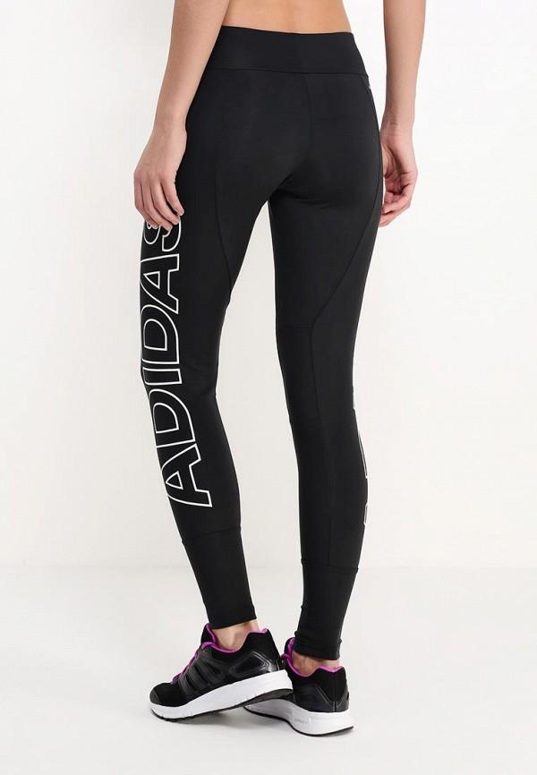 Женские спортивные брюки Adidas Performance (Адидас Перфоманс) AJ6348: изображение 4
