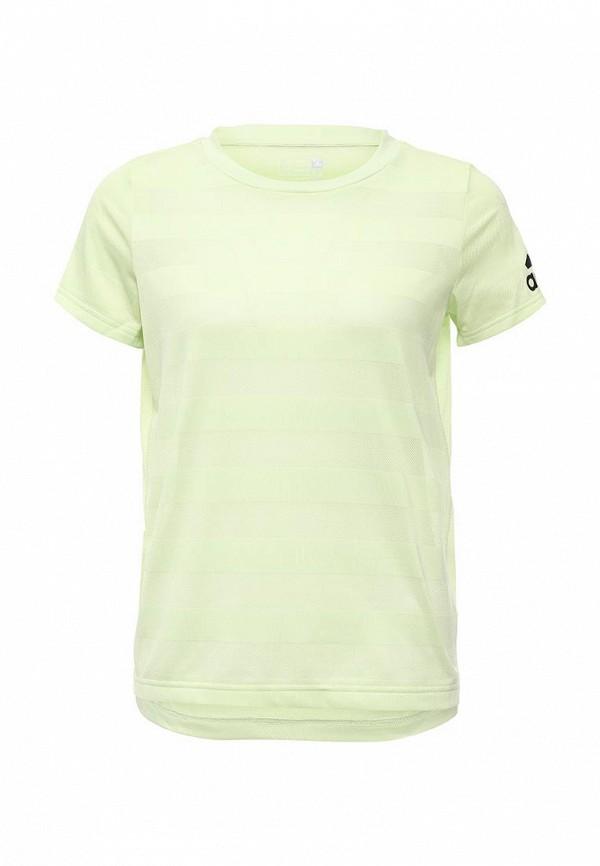 Спортивная футболка Adidas Performance (Адидас Перфоманс) AJ6392