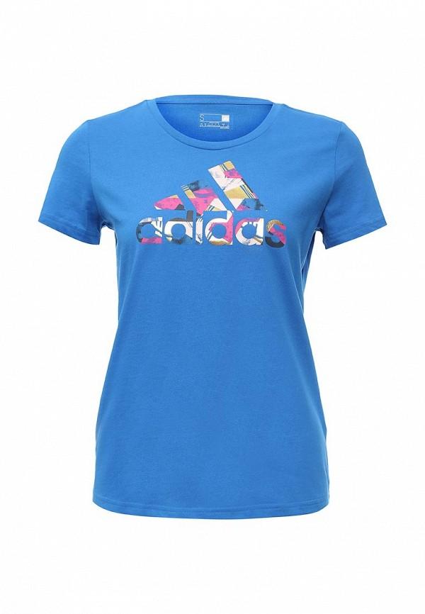 Спортивная футболка Adidas Performance (Адидас Перфоманс) AO3179: изображение 1