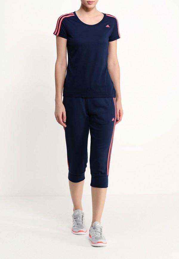 Спортивная футболка Adidas Performance (Адидас Перфоманс) AO4676: изображение 2