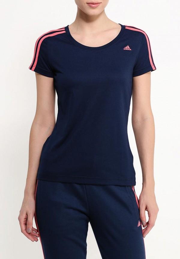 Спортивная футболка Adidas Performance (Адидас Перфоманс) AO4676: изображение 3