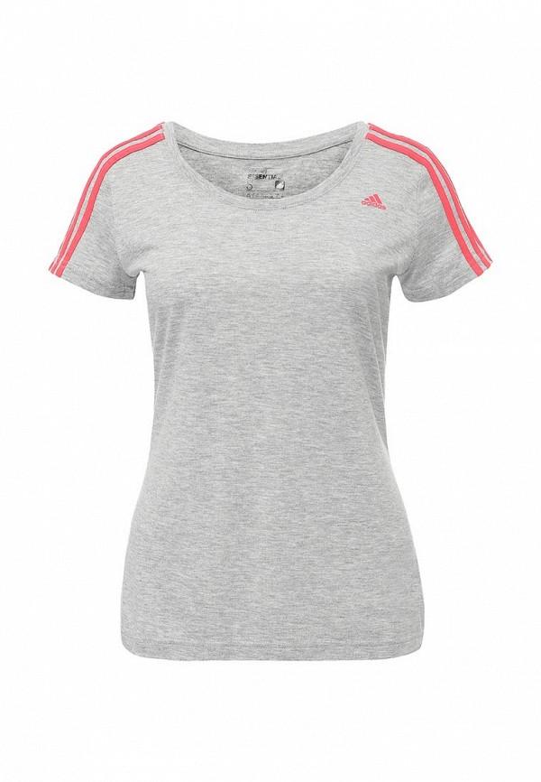 Спортивная футболка Adidas Performance (Адидас Перфоманс) AO4677: изображение 1