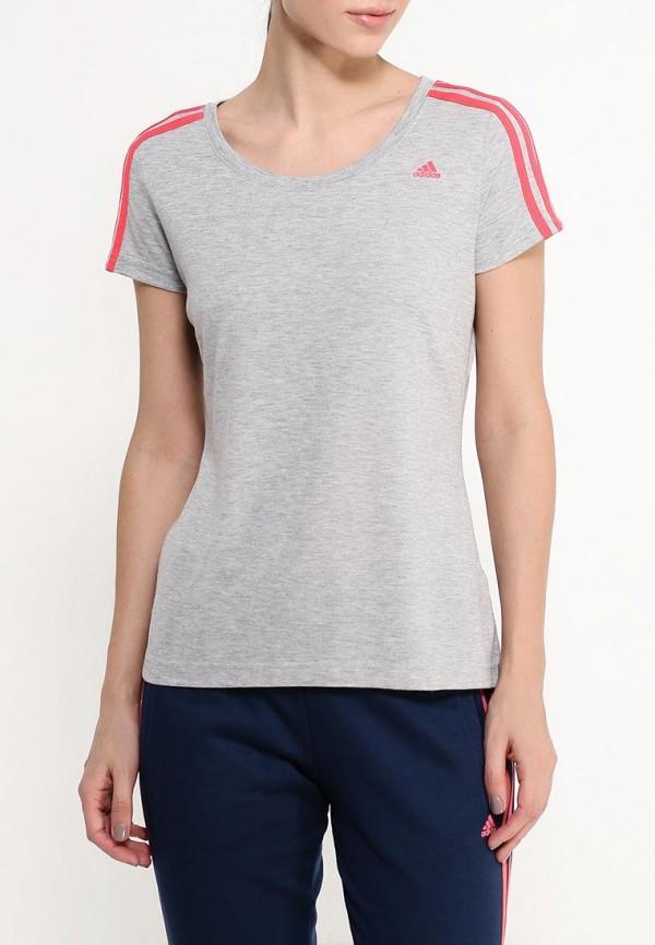 Спортивная футболка Adidas Performance (Адидас Перфоманс) AO4677: изображение 3
