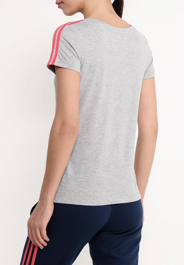 Спортивная футболка Adidas Performance (Адидас Перфоманс) AO4677: изображение 4
