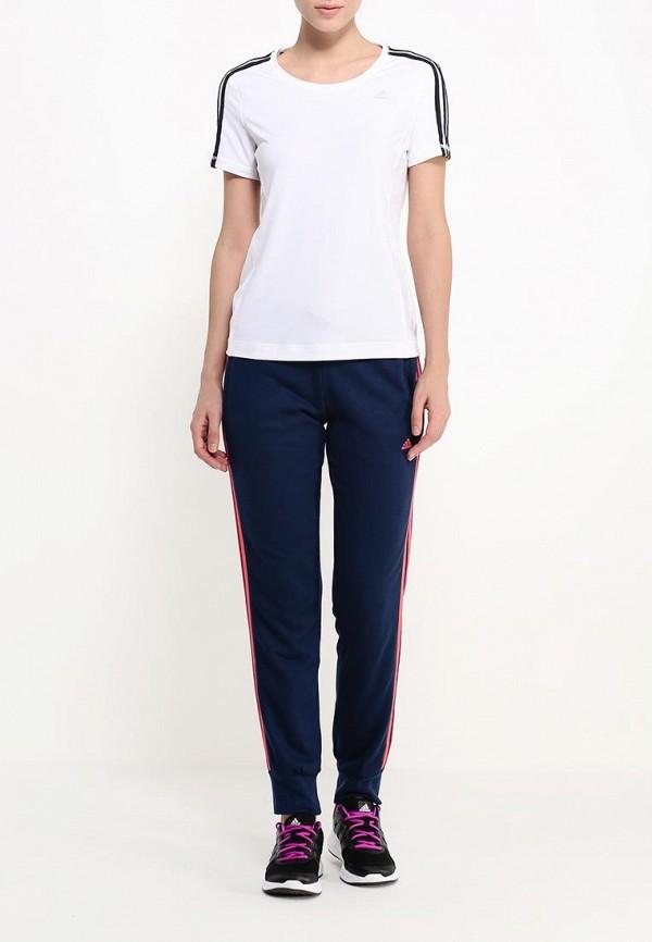 Женские спортивные брюки Adidas Performance (Адидас Перфоманс) AO4694: изображение 2