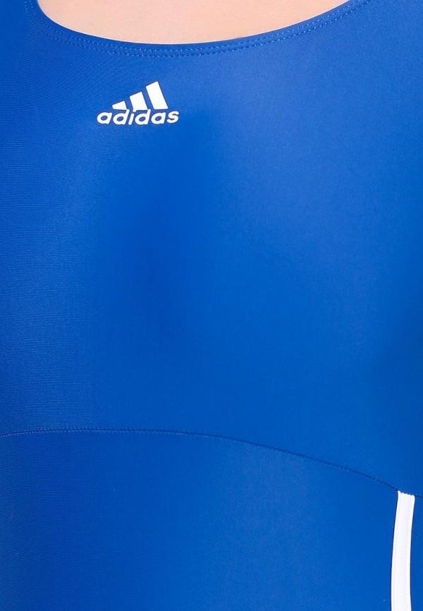 Закрытый купальник Adidas Performance (Адидас Перфоманс) S93097: изображение 6