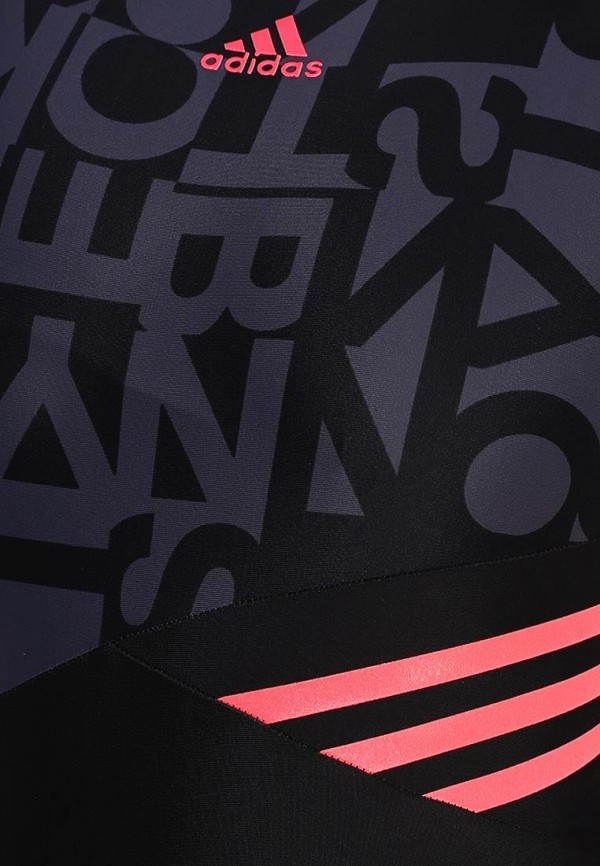 Закрытый купальник Adidas Performance (Адидас Перфоманс) S93135: изображение 4