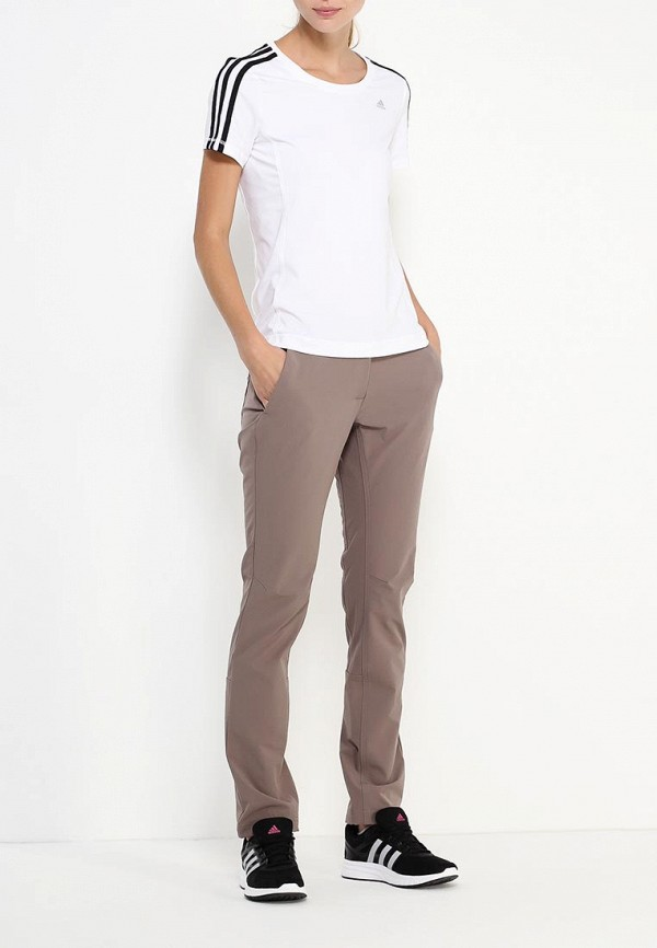 Женские спортивные брюки Adidas Performance (Адидас Перфоманс) AP8790: изображение 2
