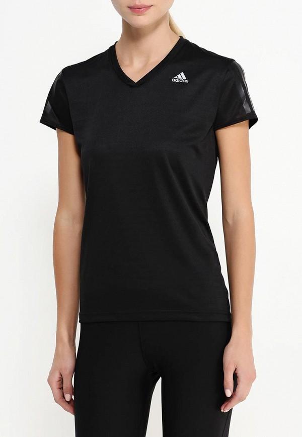 Спортивная футболка Adidas Performance (Адидас Перфоманс) AX6577: изображение 4