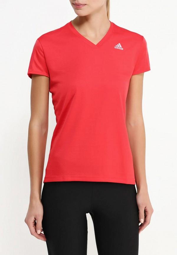 Спортивная футболка Adidas Performance (Адидас Перфоманс) AX6579: изображение 4