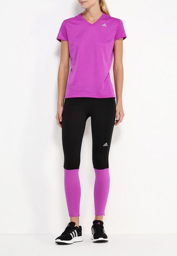 Женские спортивные брюки Adidas Performance (Адидас Перфоманс) AX6601: изображение 2
