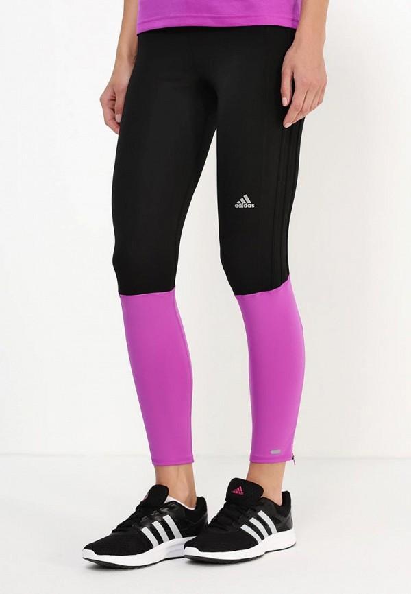 Женские спортивные брюки Adidas Performance (Адидас Перфоманс) AX6601: изображение 3