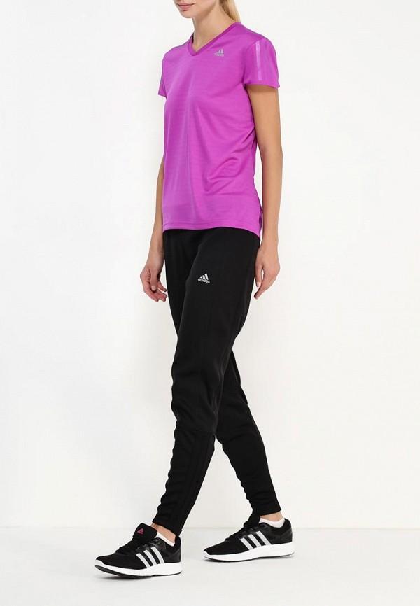 Женские спортивные брюки Adidas Performance (Адидас Перфоманс) AX6603: изображение 2