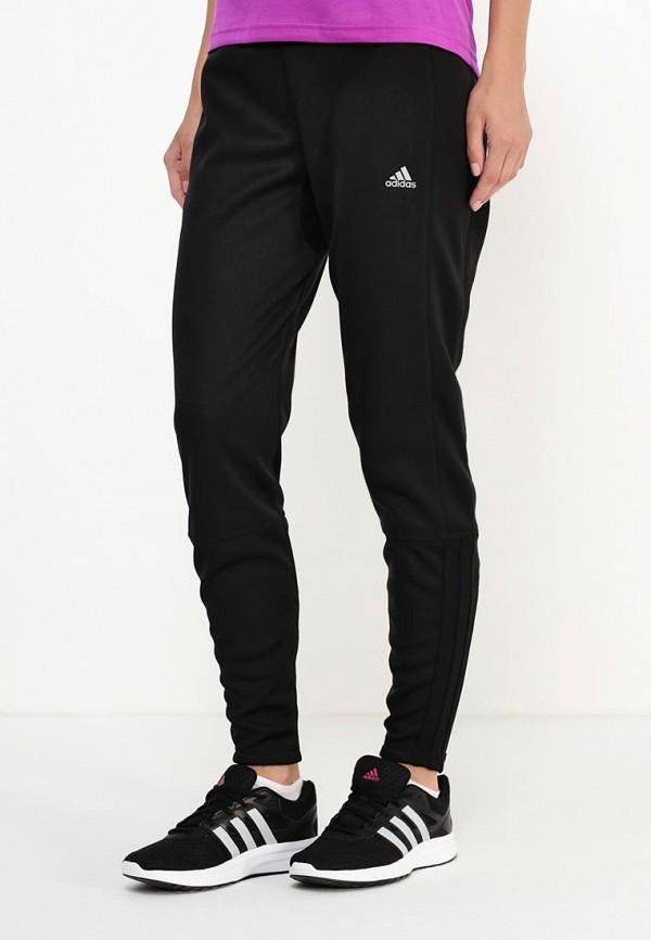 Женские спортивные брюки Adidas Performance (Адидас Перфоманс) AX6603: изображение 3