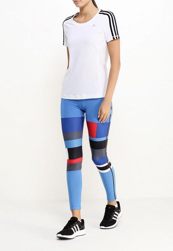 Женские спортивные брюки Adidas Performance (Адидас Перфоманс) AP9528: изображение 2