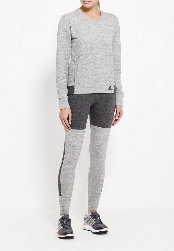 Женские спортивные брюки Adidas Performance (Адидас Перфоманс) AY0185: изображение 2