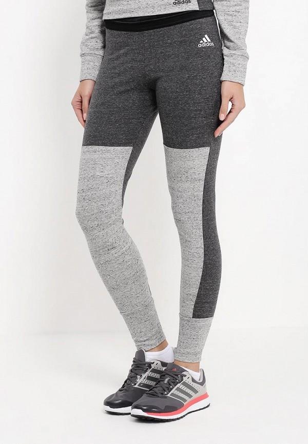 Женские спортивные брюки Adidas Performance (Адидас Перфоманс) AY0185: изображение 3