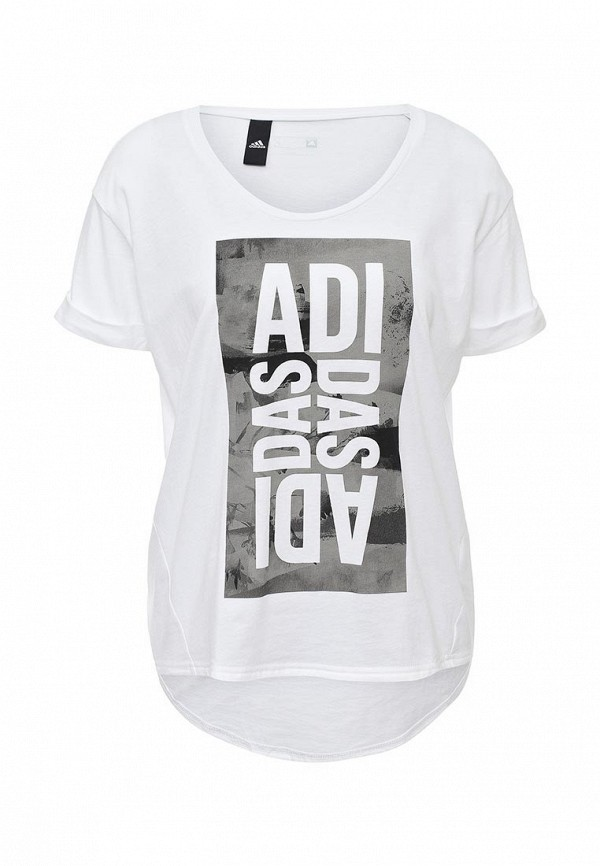 Спортивная футболка Adidas Performance (Адидас Перфоманс) AY4972: изображение 1
