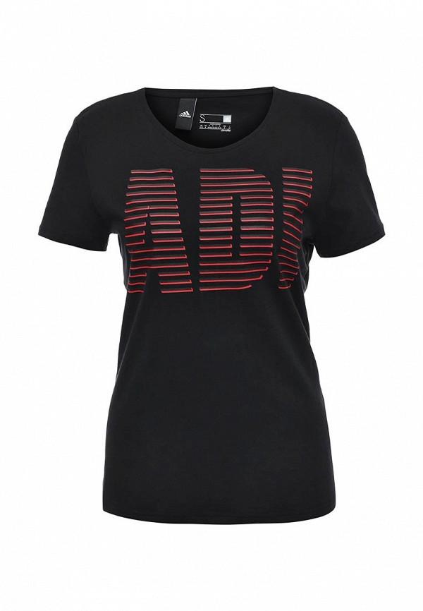 Спортивная футболка Adidas Performance (Адидас Перфоманс) AY4974: изображение 1