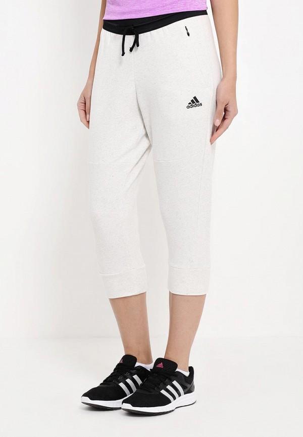 Женские бриджи Adidas Performance (Адидас Перфоманс) AZ9524: изображение 3