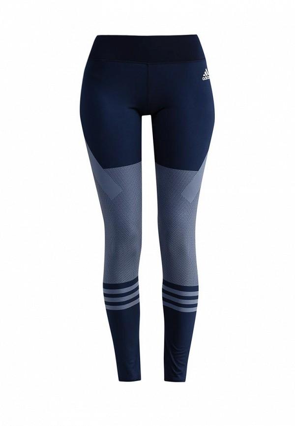 Женские спортивные брюки Adidas Performance (Адидас Перфоманс) B39665: изображение 1