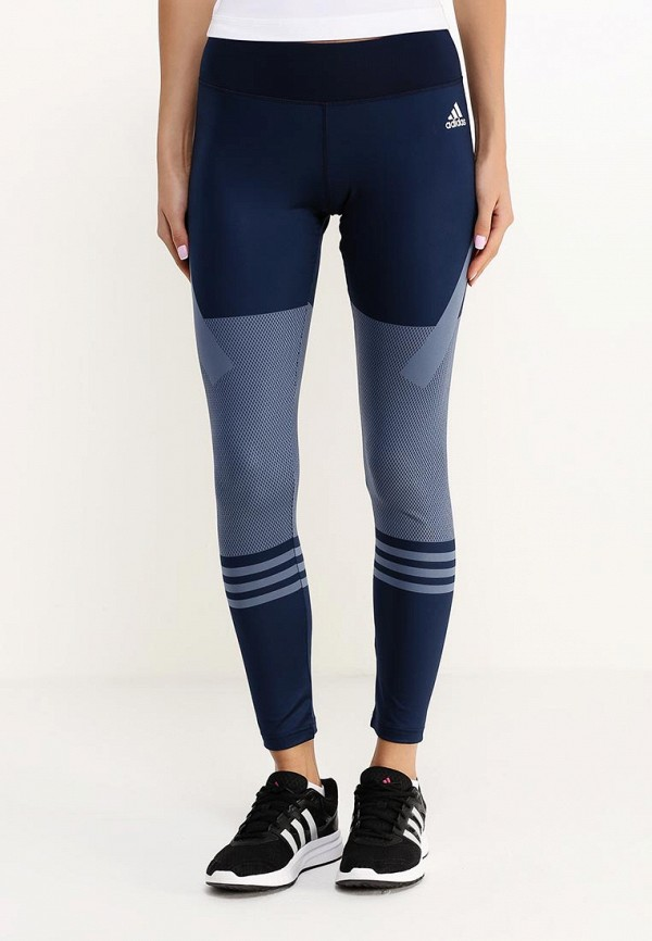 Женские спортивные брюки Adidas Performance (Адидас Перфоманс) B39665: изображение 3