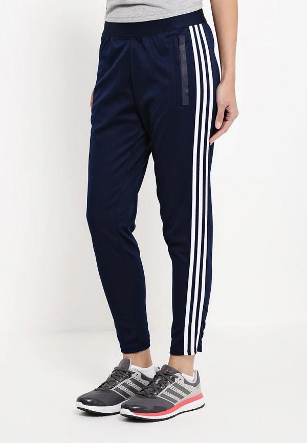 Женские спортивные брюки Adidas Performance (Адидас Перфоманс) B43986: изображение 3
