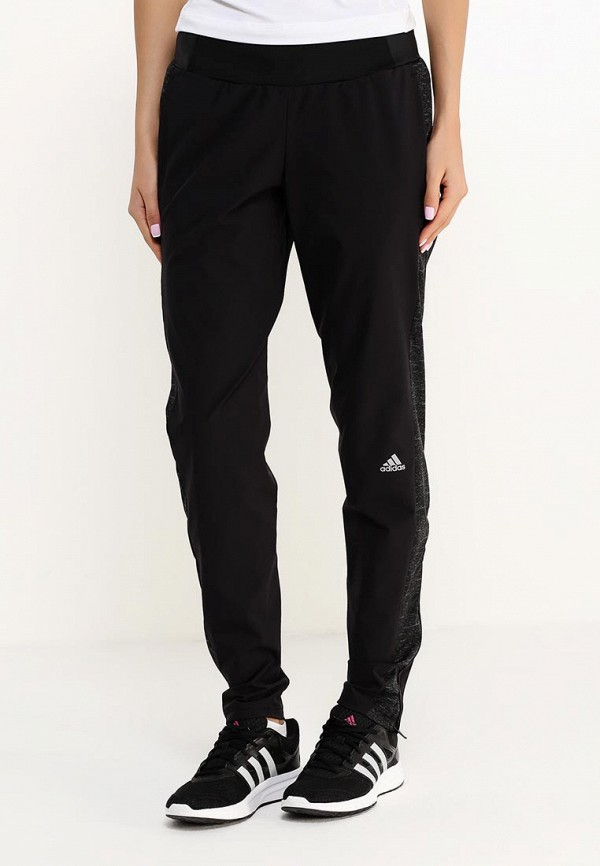 Женские спортивные брюки Adidas Performance (Адидас Перфоманс) AA0631: изображение 3