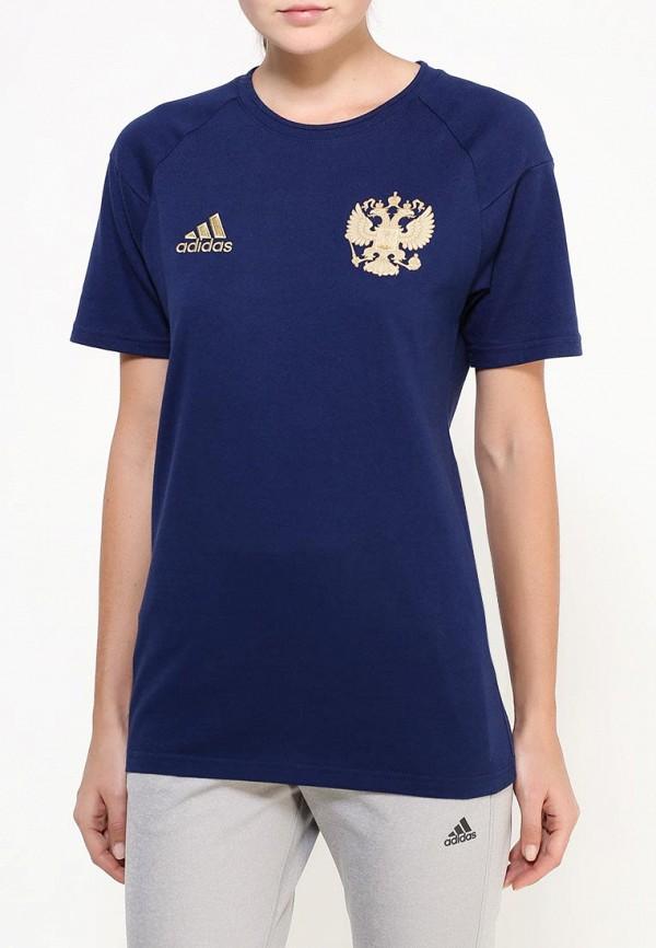 Спортивная футболка Adidas Performance (Адидас Перфоманс) AI4348: изображение 3