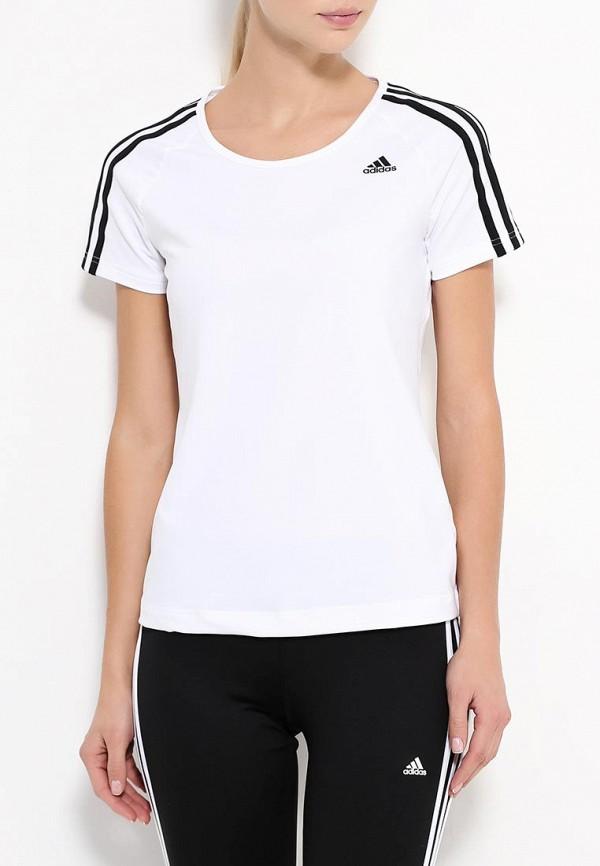 Спортивная футболка Adidas Performance (Адидас Перфоманс) AJ5365: изображение 3