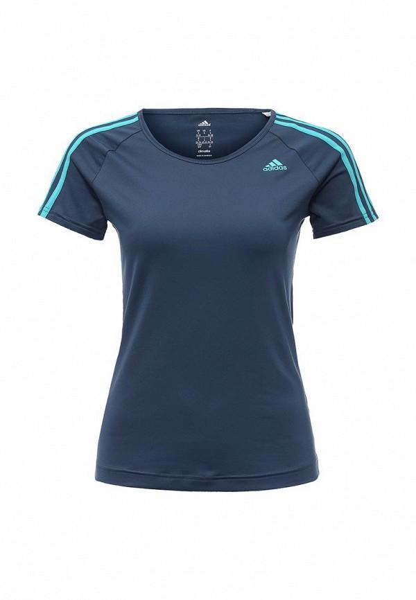 Спортивная футболка Adidas Performance (Адидас Перфоманс) AJ5366: изображение 1