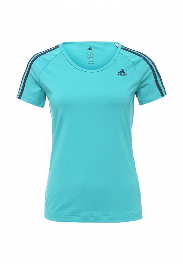 Спортивная футболка Adidas Performance (Адидас Перфоманс) AJ5367