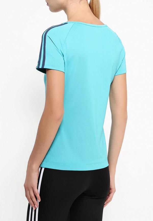 Спортивная футболка Adidas Performance (Адидас Перфоманс) AJ5367: изображение 4
