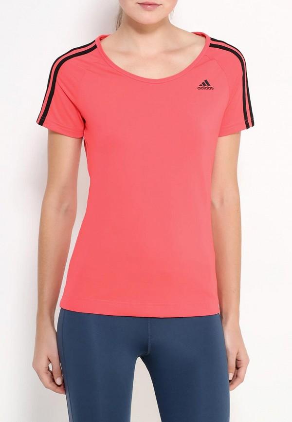 Спортивная футболка Adidas Performance (Адидас Перфоманс) AJ5369: изображение 3
