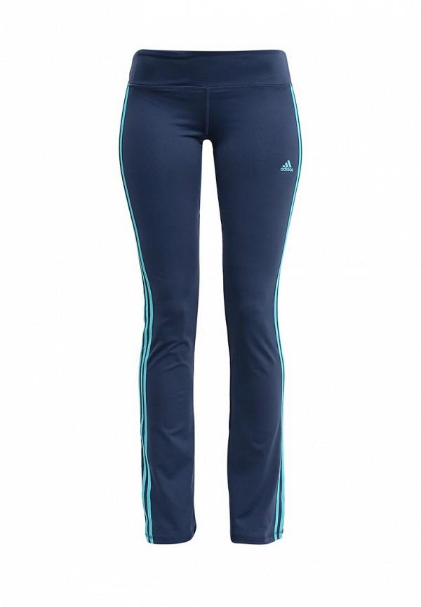 Женские спортивные брюки Adidas Performance (Адидас Перфоманс) AJ9355: изображение 1